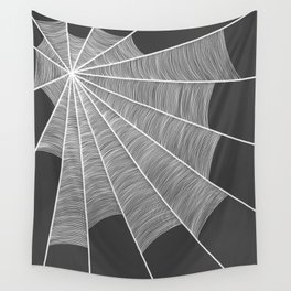 The spider's house #6 Wall Tapestry