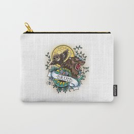 Druid - Vintage D&D Tattoo Carry-All Pouch