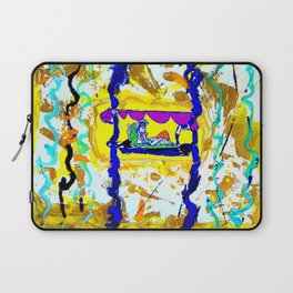 Arrival of the Queen of Sheba        by Kay lipton Laptop Sleeve