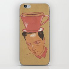 Pour Over iPhone & iPod Skin