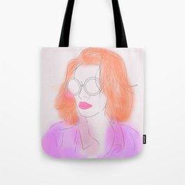 Undefined Emotion Tote Bag
