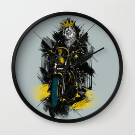 Sons Of Monarchy Wall Clock