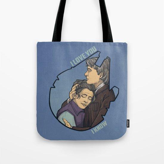 I Still Know - Version 2 Tote Bag