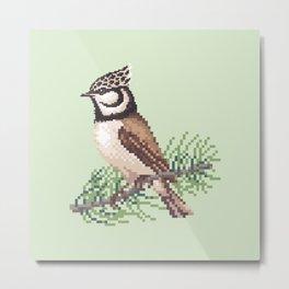 Bird 3 Metal Print