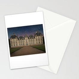 Night Chateau Stationery Cards