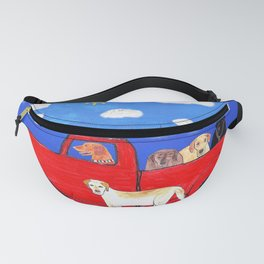 The Salty Dogs Fanny Pack