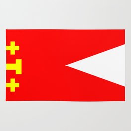 Jalisco Flag Rug