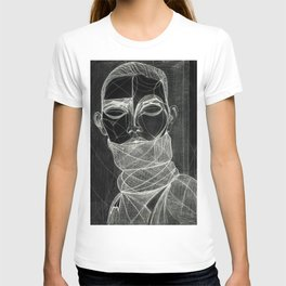 Alisa Ahmann by Txema Yeste (B) - Artist: Leon 47 ( Leon XLVII ) T-shirt