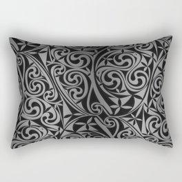 Celtic Warlord titanium Rectangular Pillow