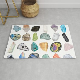 Illuminated Structure: Mineral Party 2 Rug