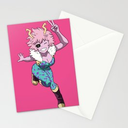 My Hero Academia Mina Ashido Stationery Cards