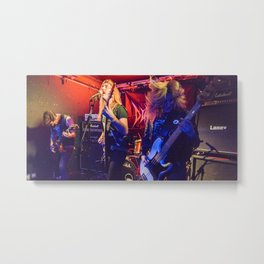 Dungeon @ The Old Blue Last #4 Metal Print