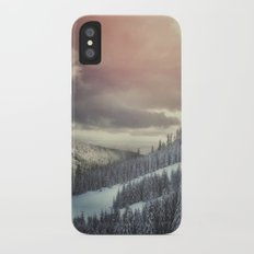 Off Piste iPhone X Slim Case
