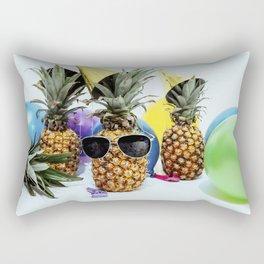 Pineapple Party Time Rectangular Pillow