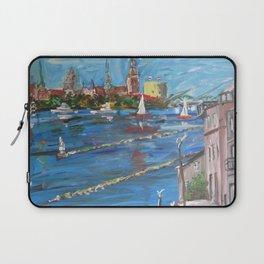 Expression Rīga, Latvia Laptop Sleeve