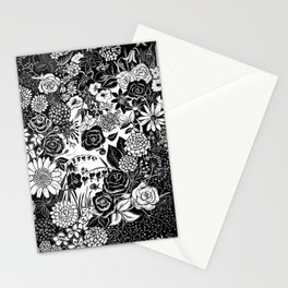 Summer garden Stationery Cards