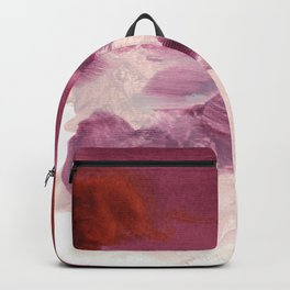 abstract painting XVIII Backpack