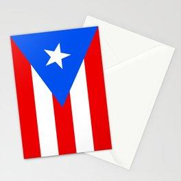 Puerto Rico Flag - Boricua Pride Stationery Cards