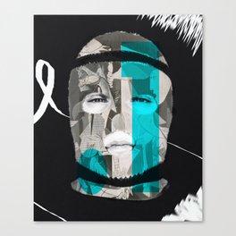 Pop War 3 Canvas Print