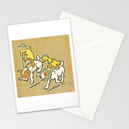Dogs Large and Small, Ideal for Dog Lovers (11) Stationery Cards