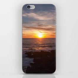 A Bodega Sunset iPhone Skin