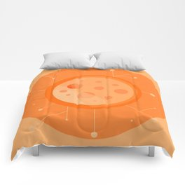 Planet B - Trappist System Comforters