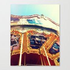 Pier 39 Canvas Print