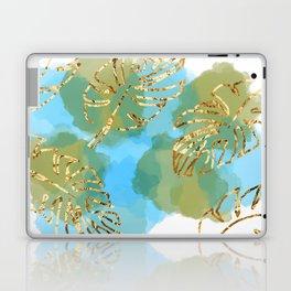 leaf & water scene Laptop & iPad Skin