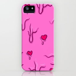 Slime Love iPhone Case