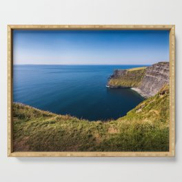 Cliffs of Moher, Ireland Serving Tray