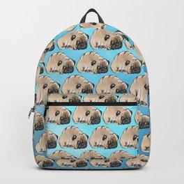 Depressed Pug Backpack