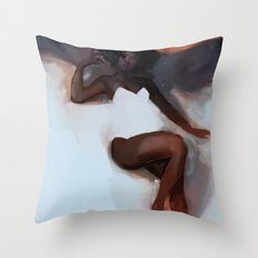 Chocolat Throw Pillow