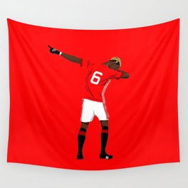 Pogba DubStyle Wall Tapestry