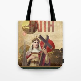 Collection Saints - Rise Of Mary Tote Bag
