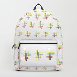 Memories of a kitchentable Backpack