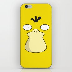 Psyduck  iPhone & iPod Skin