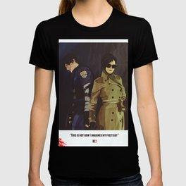 Leon A - Resident Evil 2 T-shirt