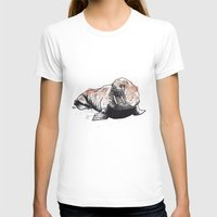 walrus T-shirts featuring Walrus by ZOO (William Redgrove)