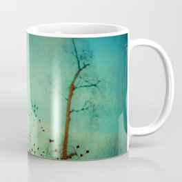 Between Autumn and Winter Coffee Mug