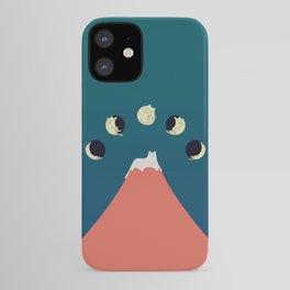 Cat Landscape 88 iPhone Case