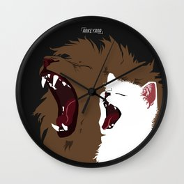 Baby, I'm a Lion! Wall Clock