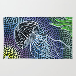 Jelly Fish Rug