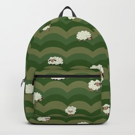 Ovejas de Gales Backpack