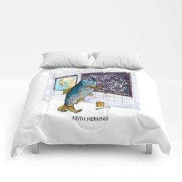 Keith Herring Comforters