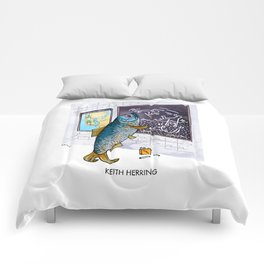 Keith Herring Comforters