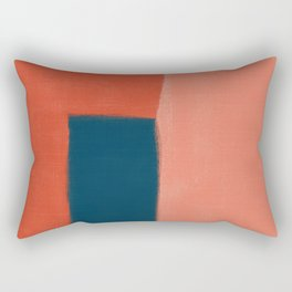 Rustic 1 Rectangular Pillow