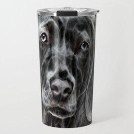 Weimaraner - The Gray Ghost Travel Mug