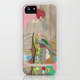 Bubblelandia iPhone Case