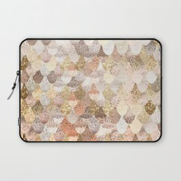 MERMAID GOLD Laptop Sleeve
