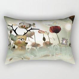 Delicious Light and Transparency  Rectangular Pillow